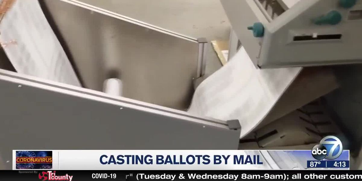 Suncoast Election Officials Push for Vote-By-Mail Ballots, Prepare Safety Measures for Precincts