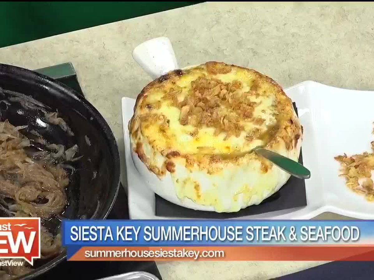 Recipe for French Onion Soup by Siesta Key Summerhouse