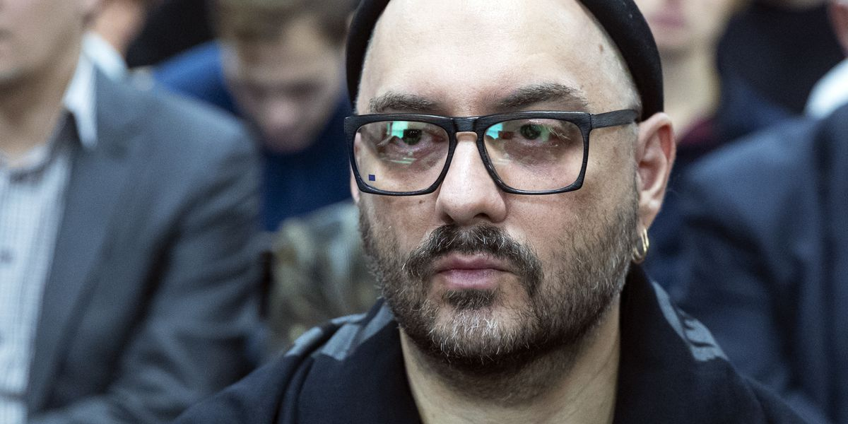 Trial for acclaimed theater director opens in Russia