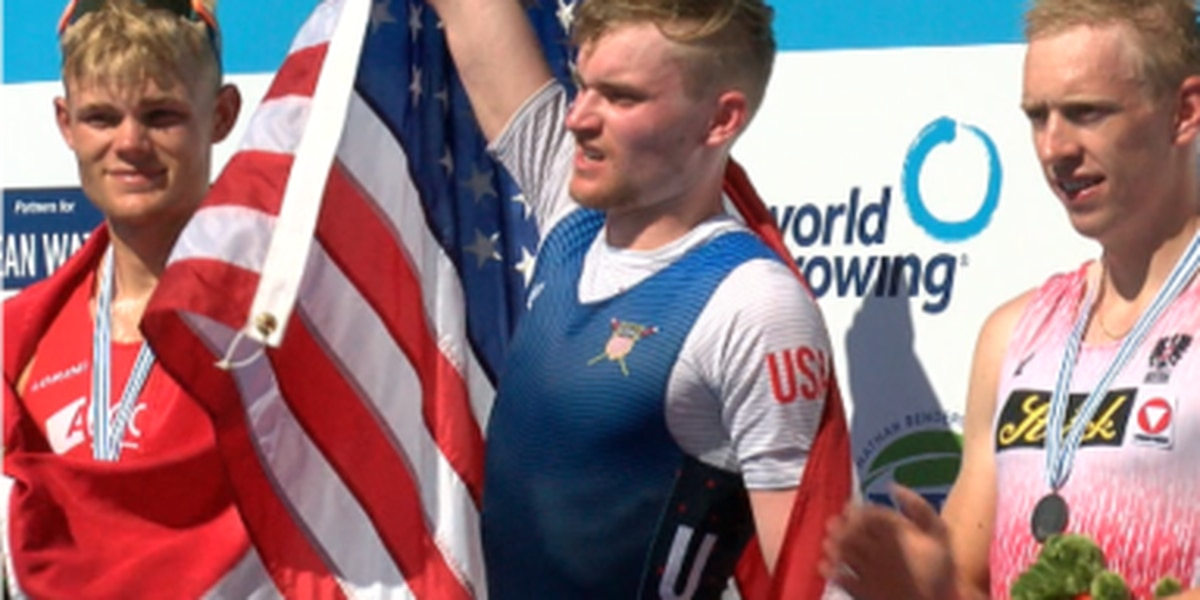 Rowing championships wrap up in the Suncoast