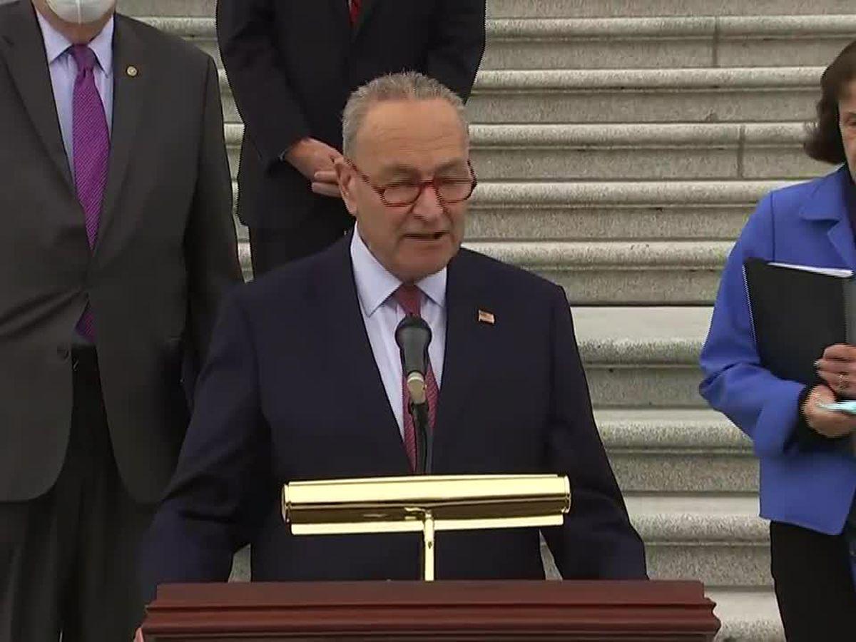 GOP-led Senate panel advances Barrett as Democrats boycott