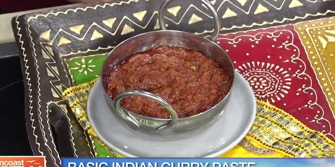 Basic Indian Curry Paste by The Indian Table | Suncoast View
