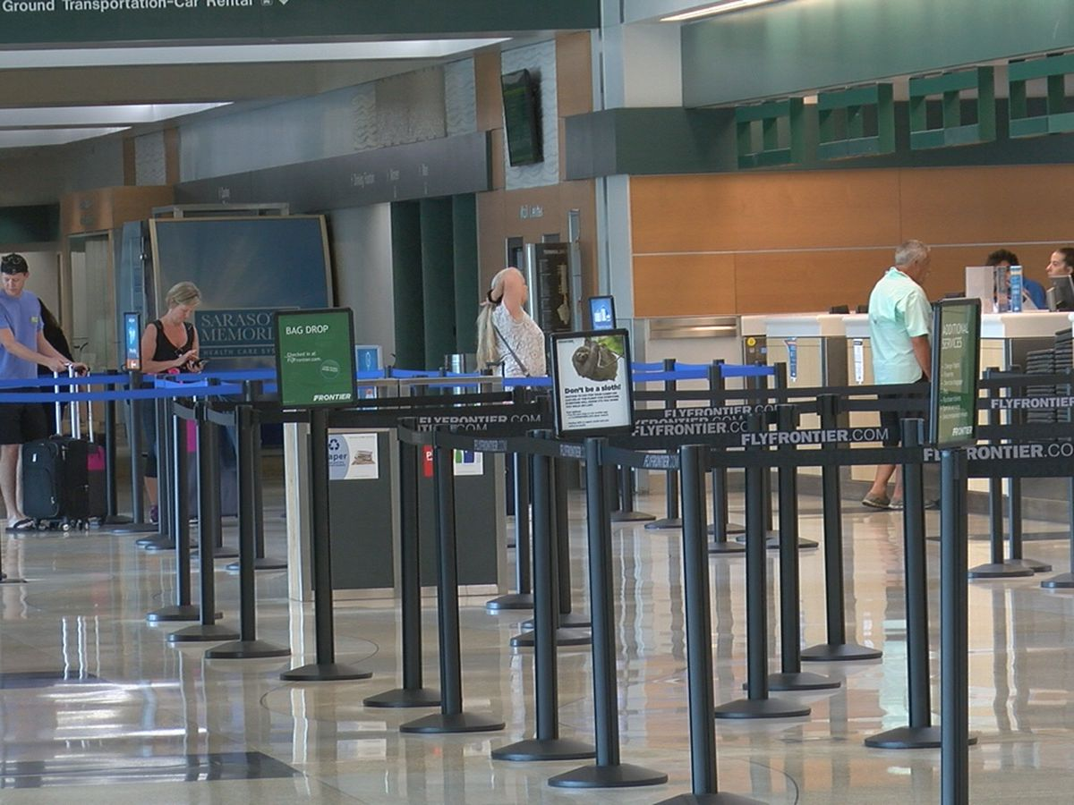 Airports impacted after airlines announce dramatic cuts to their flights because of COVID-19 pandemic