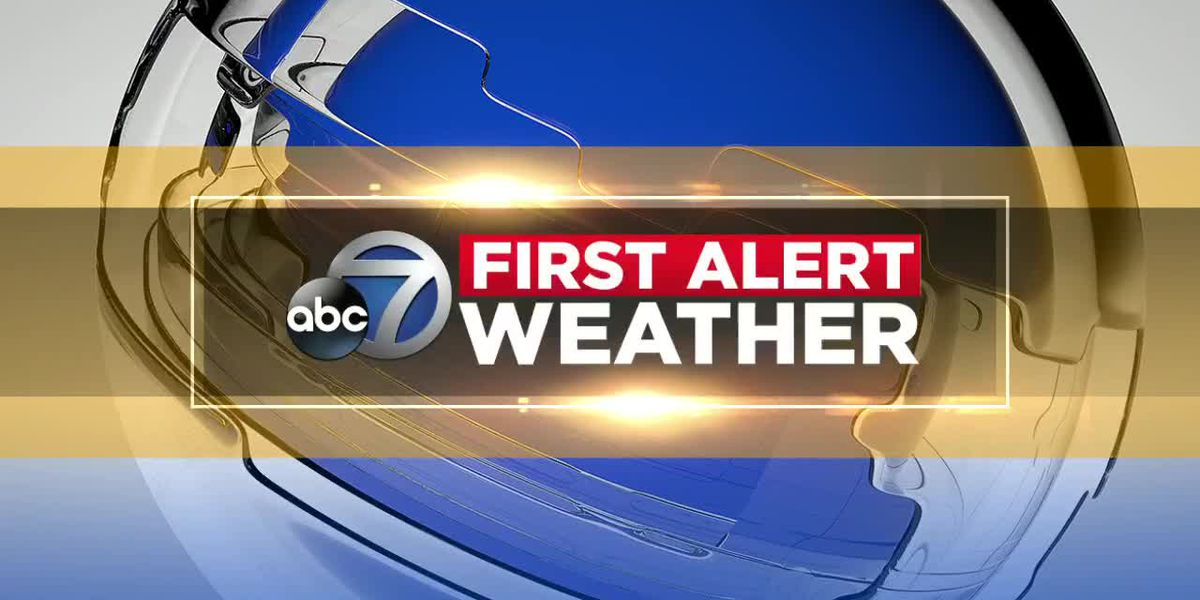 First Alert Weather - 12:00pm October 18, 2019