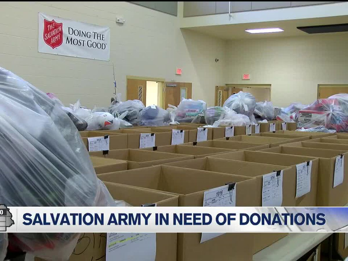 Salvation Army of Manatee County short on gifts this holiday season