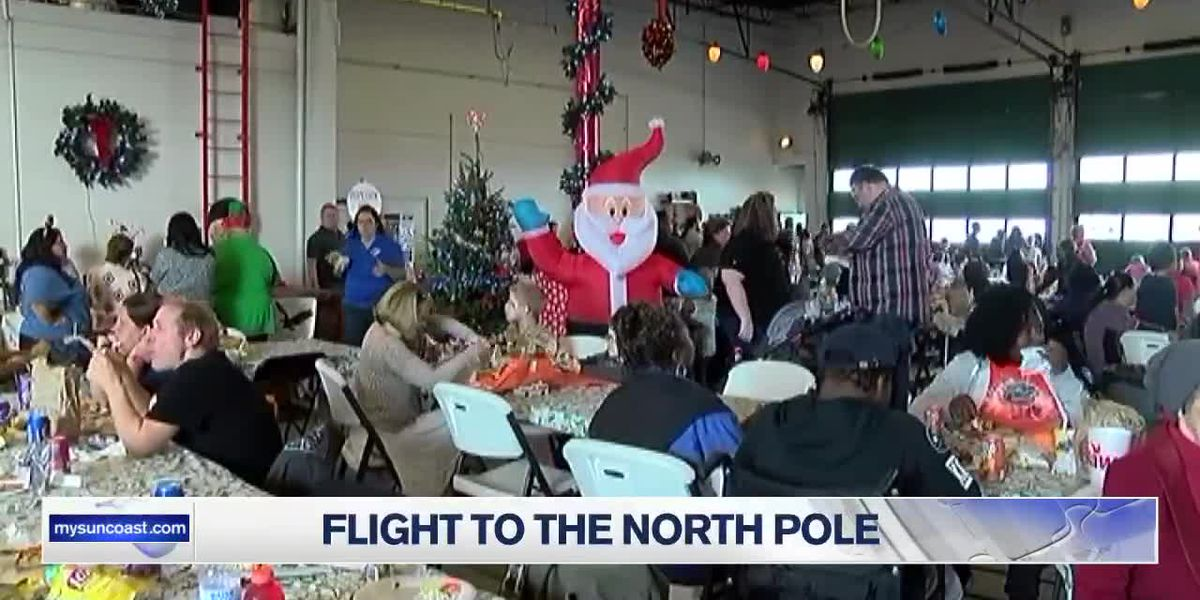 MCSO Flight To The North Pole