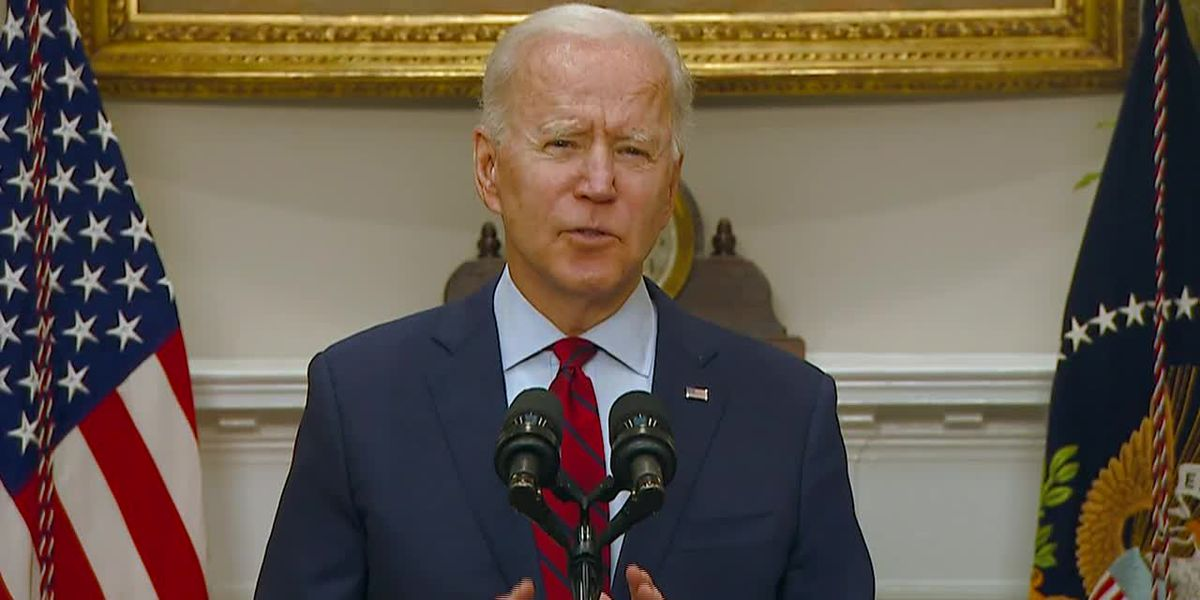 LIVE: Biden gives remarks; Senate Dems sort final details of $1.9T virus relief bill that includes stimulus checks