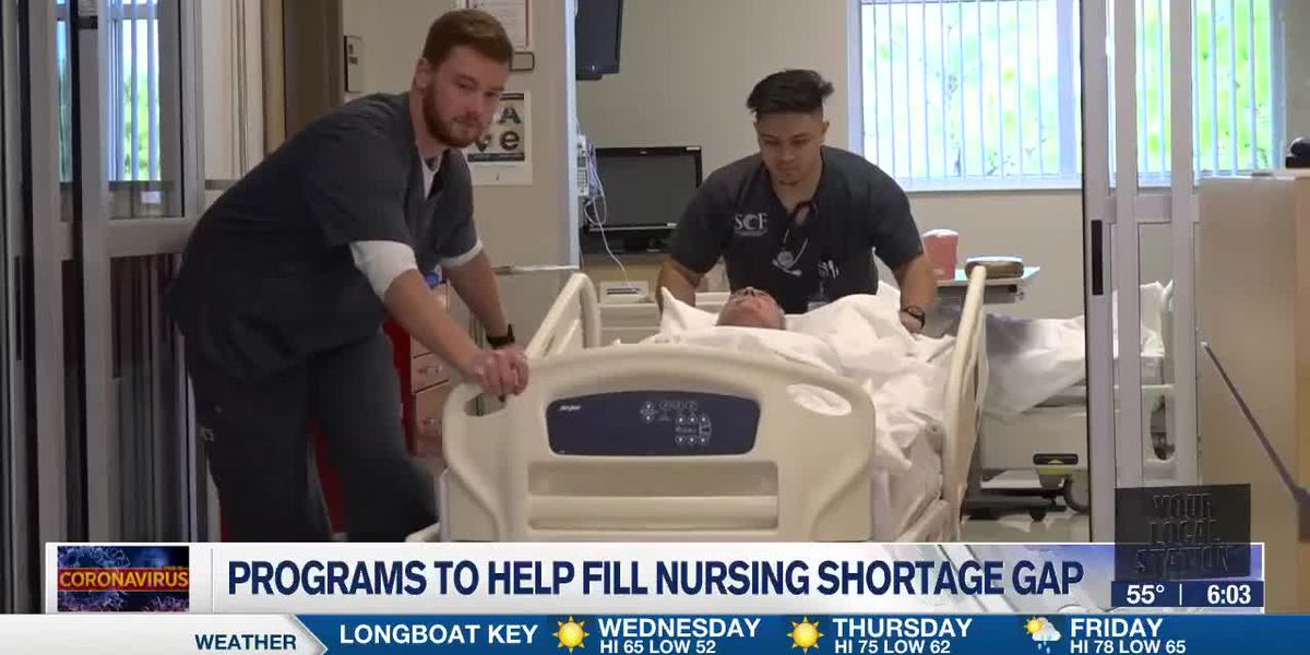 Programs to Help Fill Nursing Shortage Gap