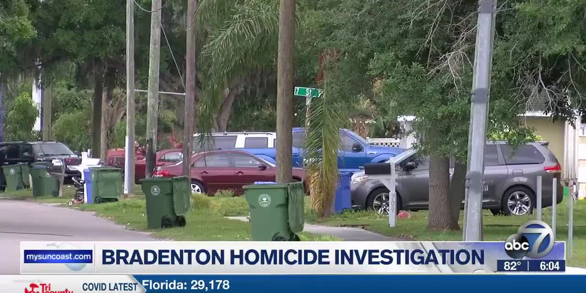 Residents react to Bradenton homicide; Juvenile identified as a suspect