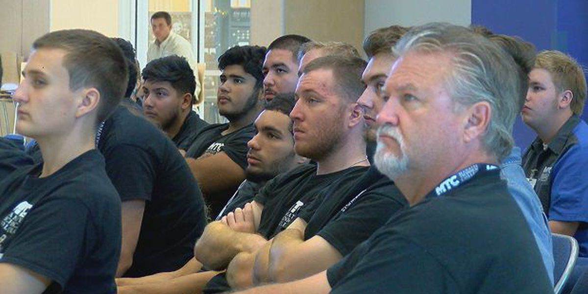 Local companies inspire close to dozens of MTC students for National Manufacturing Day