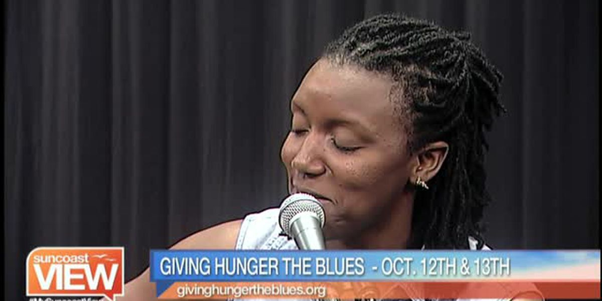 Video: Giving Hunger the Blues October 11,2018