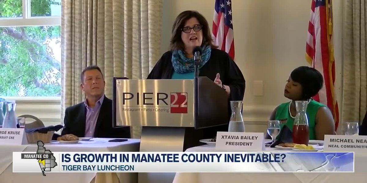Is growth in Manatee County inevitable?