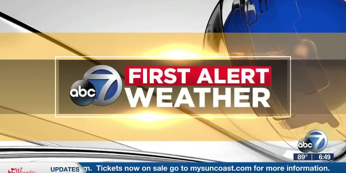 First Alert Weather - 6:30pm June 27, 2020