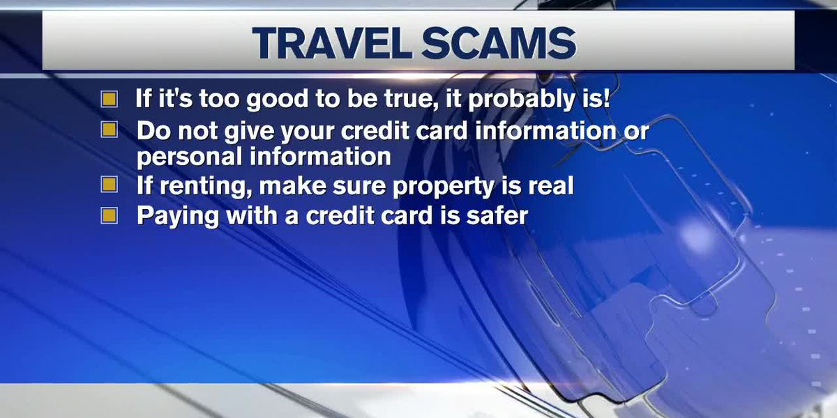 Travel Scam Tips