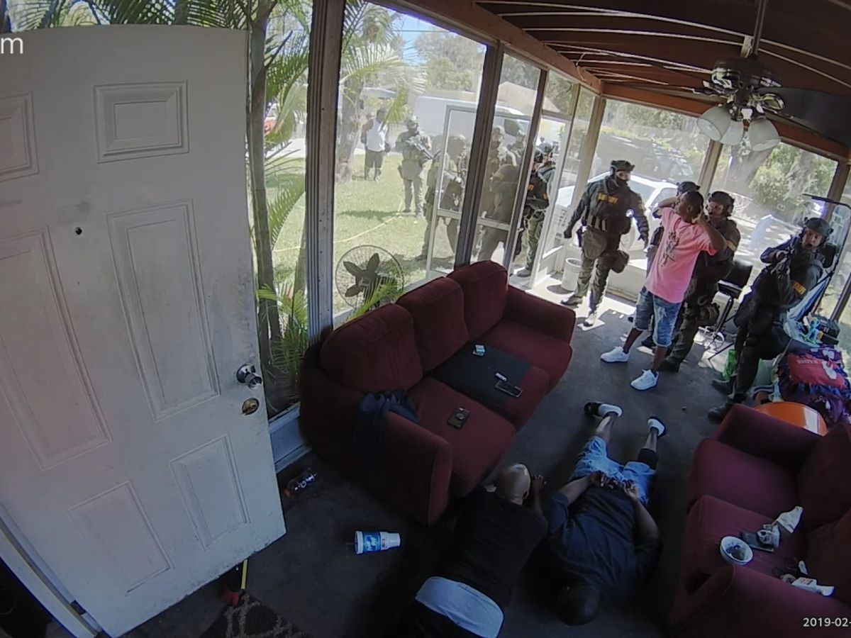 Manatee County Sheriff addresses controversial video of Bradenton SWAT arrest