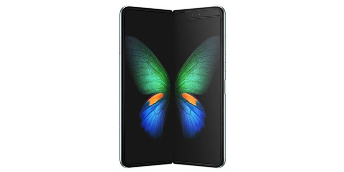 Samsung's new foldable phone costs $1,980