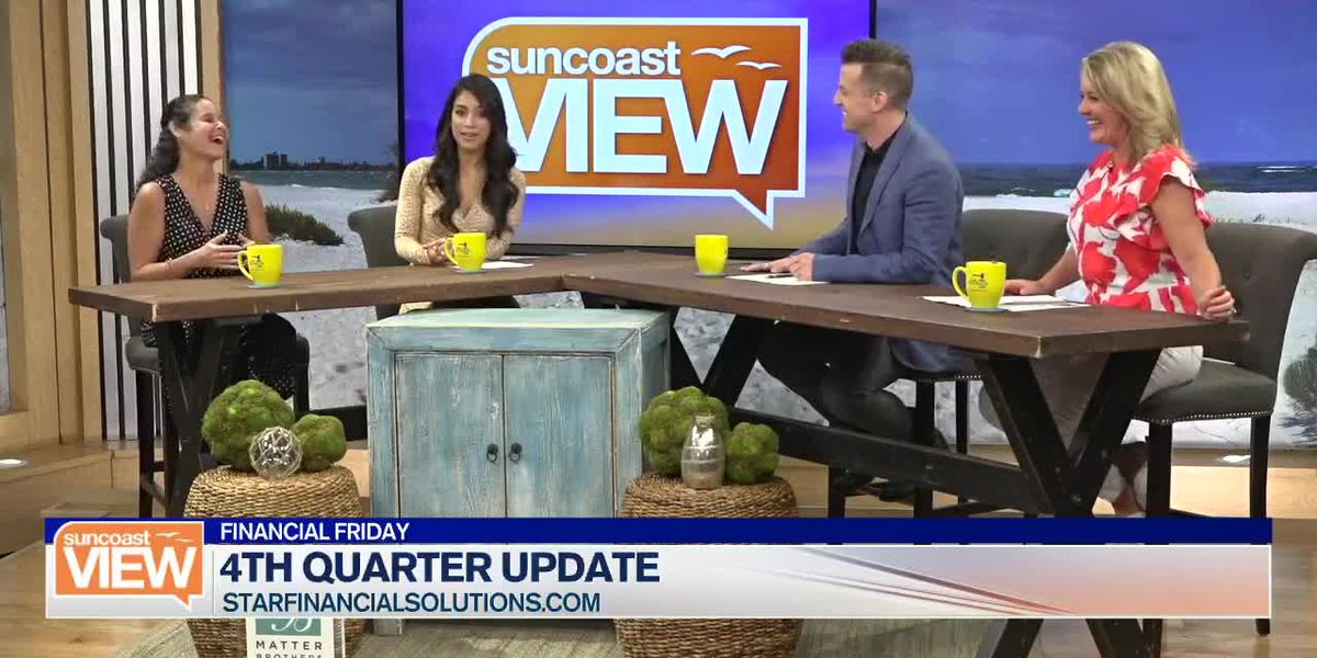 Esther Halt Brings a 4th Quarter Market Update to Prepare Us for the End of the Year | Suncoast View