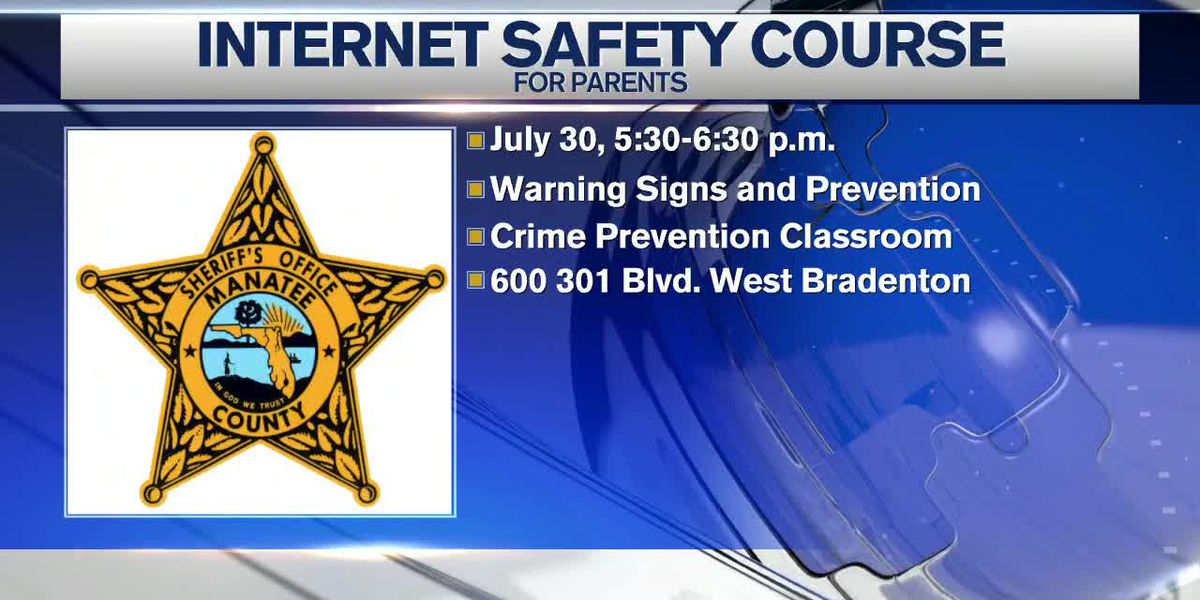 MCSO Internet Safety Classes