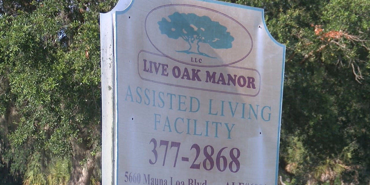 Sarasota County woman couldn't find her dad after she says assisted living facility shut down without notice