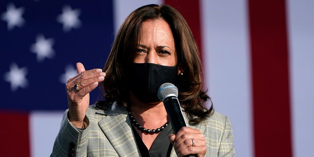Biden campaign finds 3rd virus link; Harris suspends travel