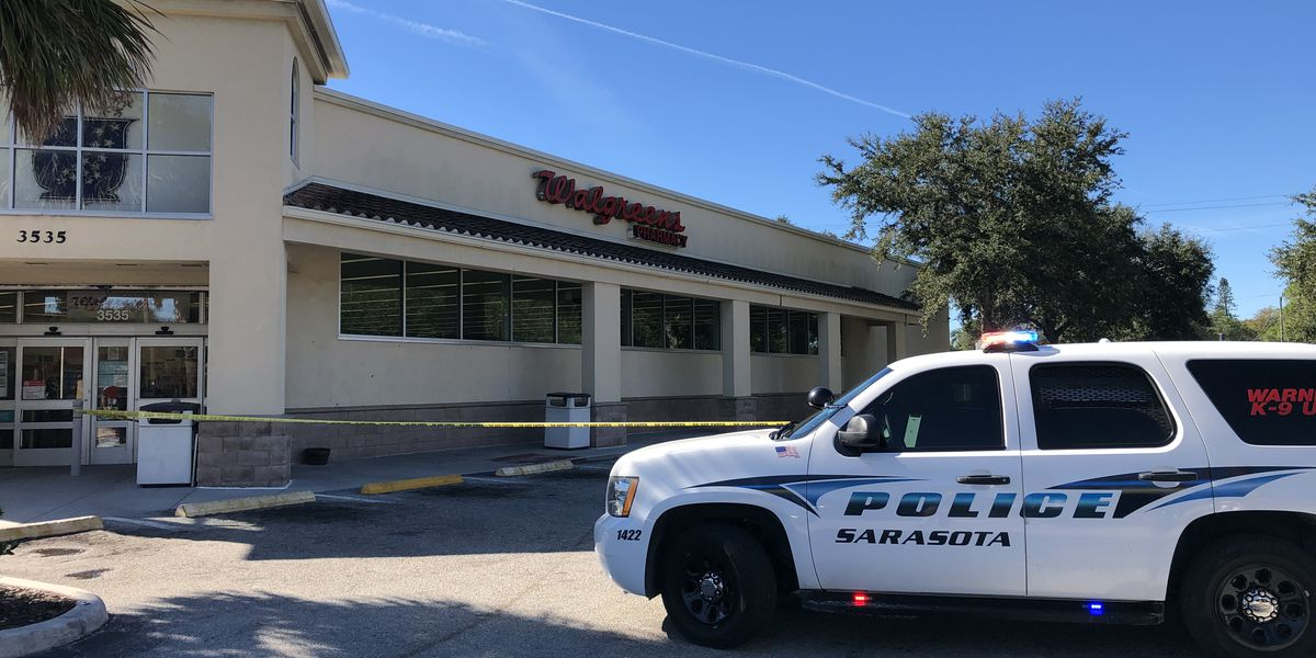 Device resembling pressure cooker forces evacuation of Walgreens in Sarasota