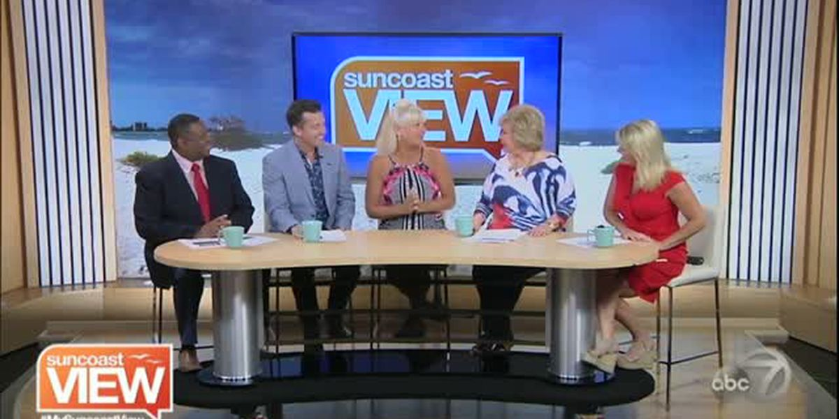 Video: Amazing Suncoast Woman - Lucy Nicandri July 4, 2018