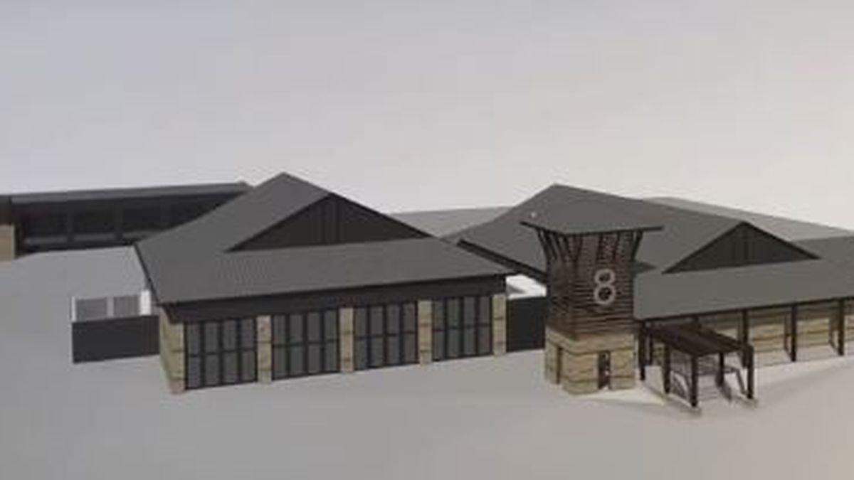 New Fire Station will likely go up near Celery Fields