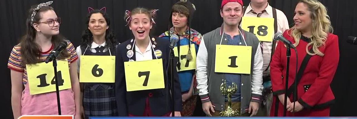 """The Players Centre Brings a Song from """"Putnam County Spelling Bee!"""" 