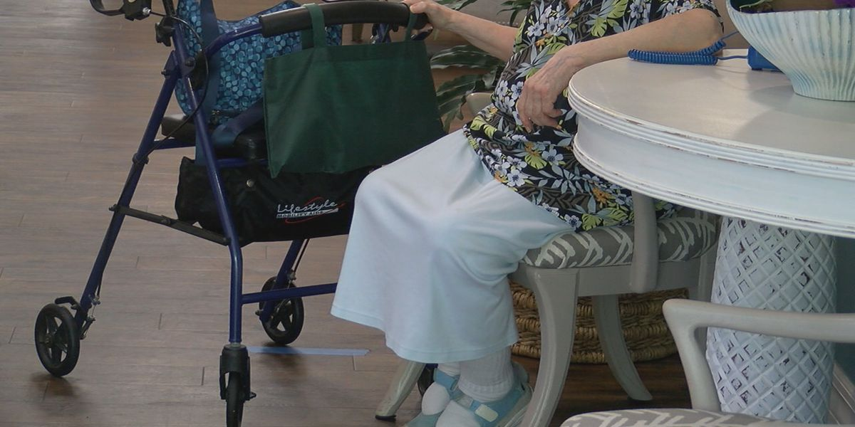 Elder care facilities on the Suncoast continue to take necessary precautions following spike in coronavirus