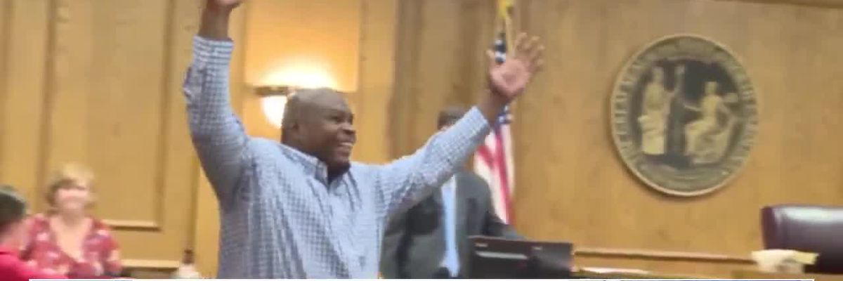 Wrongfully imprisoned North Carolina man released after 25 years