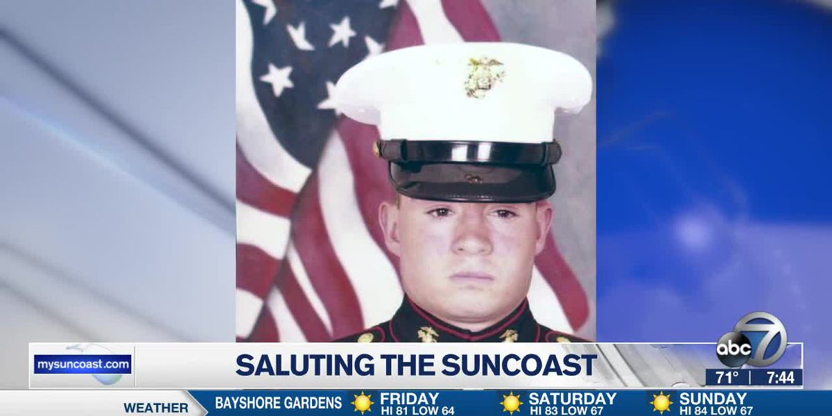 Saluting the Suncoast
