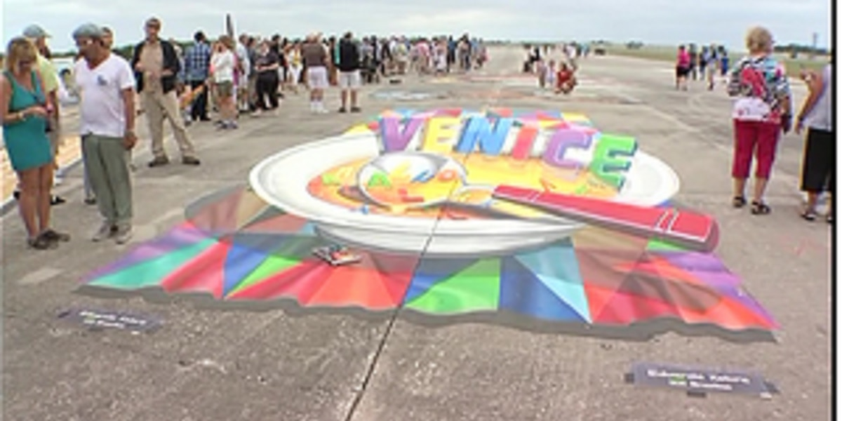 Chalk Festival rescheduled until 2019 due to red tide