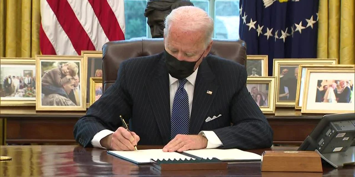 LIVE: Biden remarks on climate change, jobs