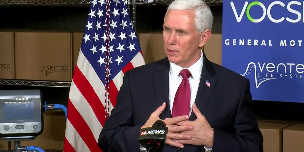 Pence scheduled to meet with DeSantis on Thursday in Tampa