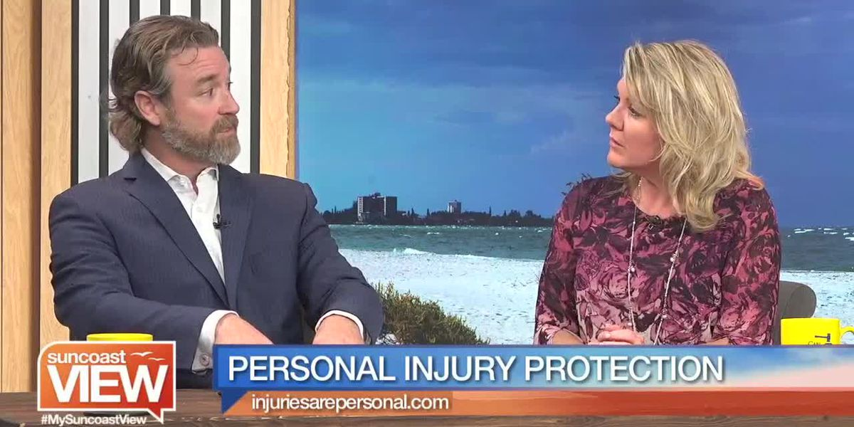 Carl Reynolds Law Explains Personal Injury Protection | Suncoast View