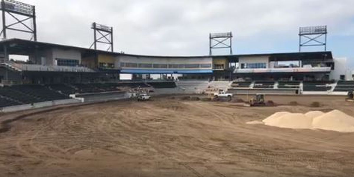 Braves Spring Training Stadium Progressing As New Name is Unveiled