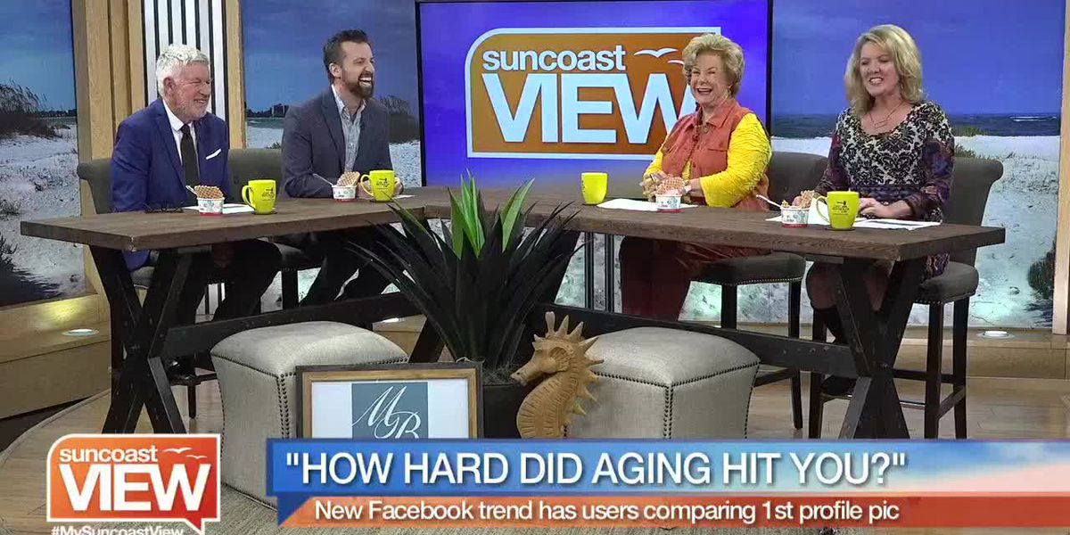 "Suncoast View Plays ""How Hard Did Aging Hit You?"" 