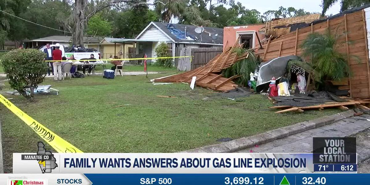 Family Wants Answers About Gas Line Explosion