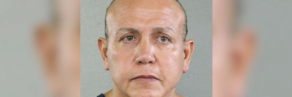 Florida man pleads guilty to mailing bombs to Trump foes