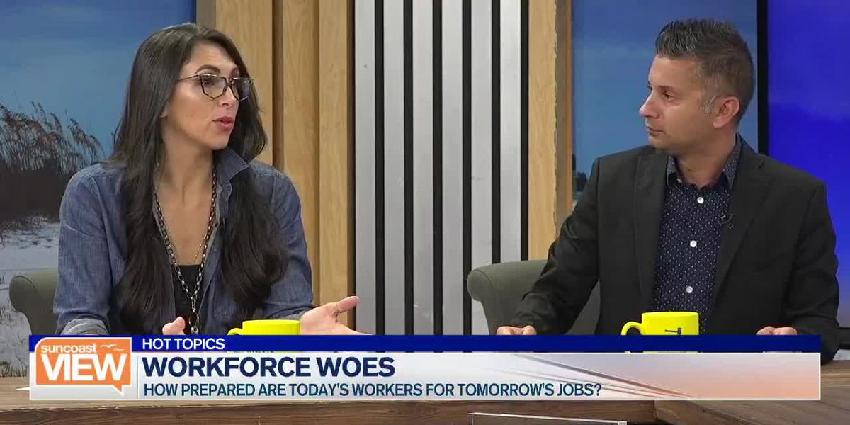 Workers Worry About Future Jobs, and a School Implements an Odd Rule to Stop Vaping | Suncoast View