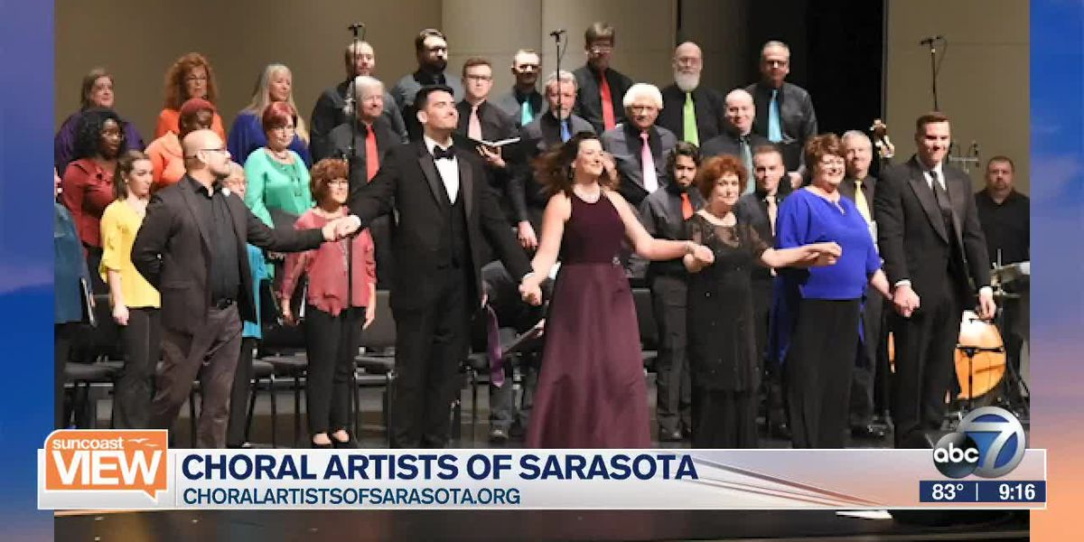 Choral Artists of Sarasota Latest Updates | Suncoast View