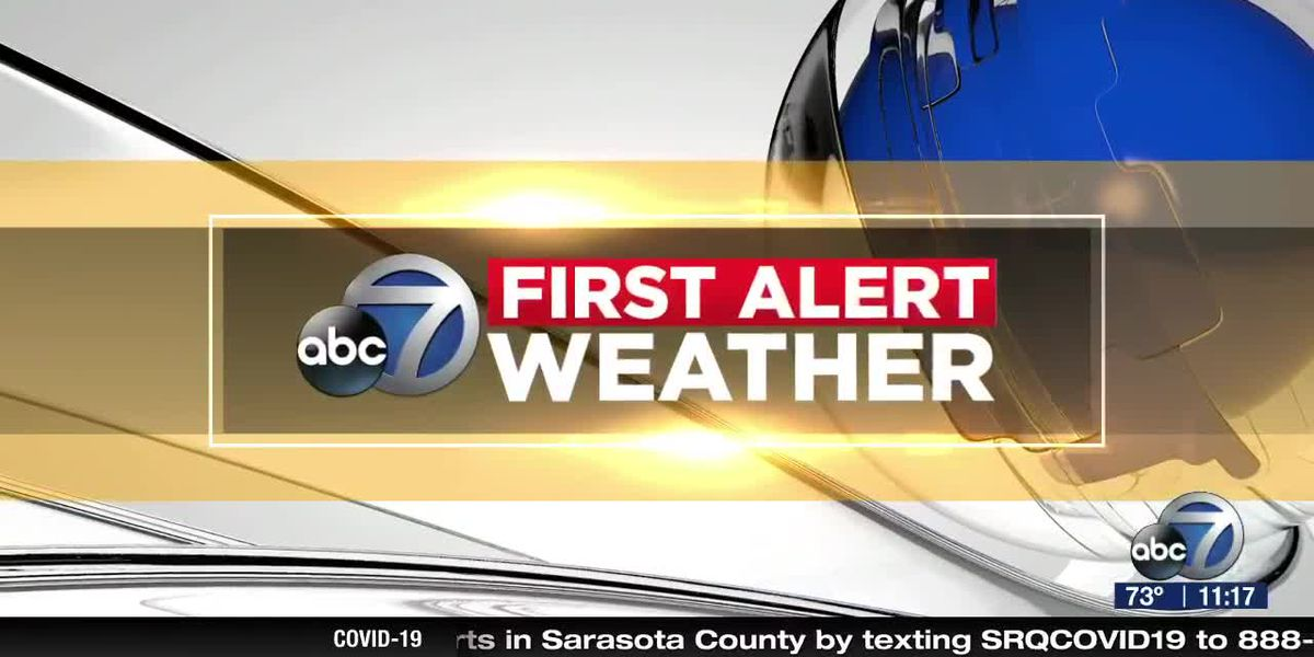 First Alert Weather - 11:00pm March 28 2020