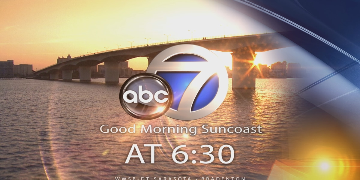 Good Morning Suncoast at 6am - December 12, 2018 Part 2