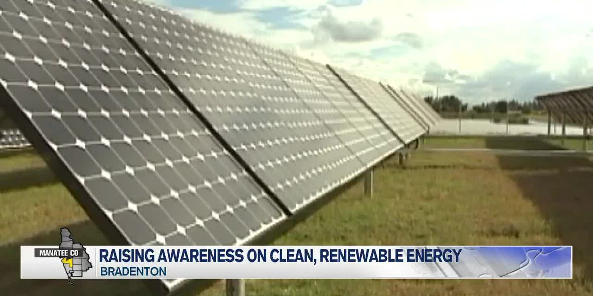 Local group wants Manatee County to move to clean energy