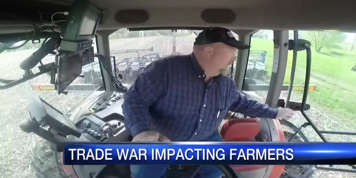 Trade War Impacts Farmers