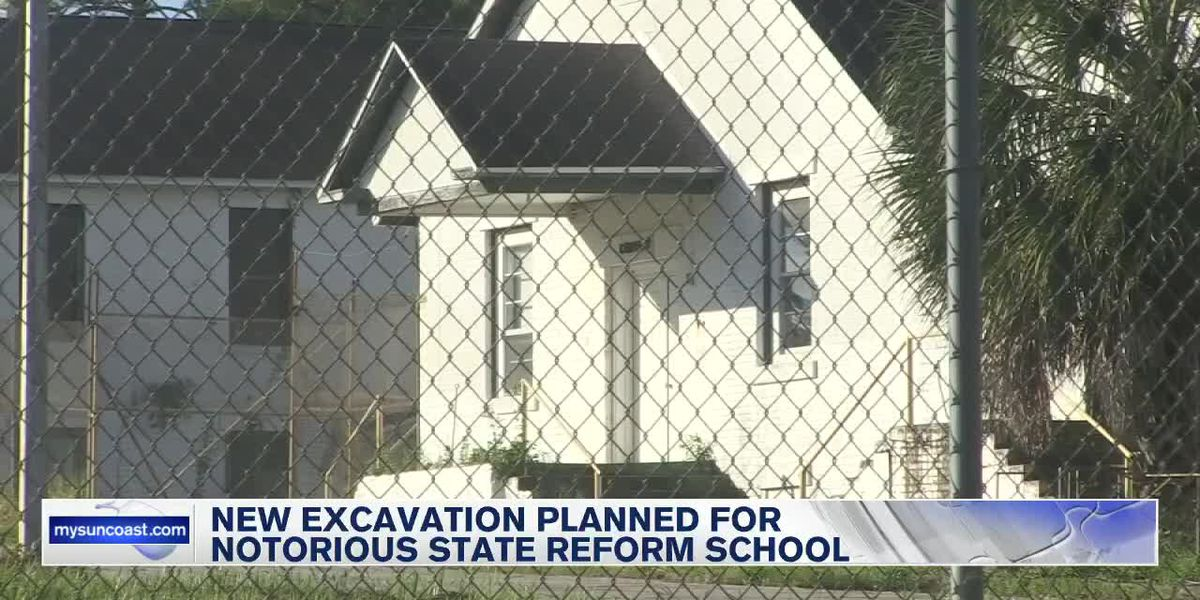 New excavation planned for notorious state reform school