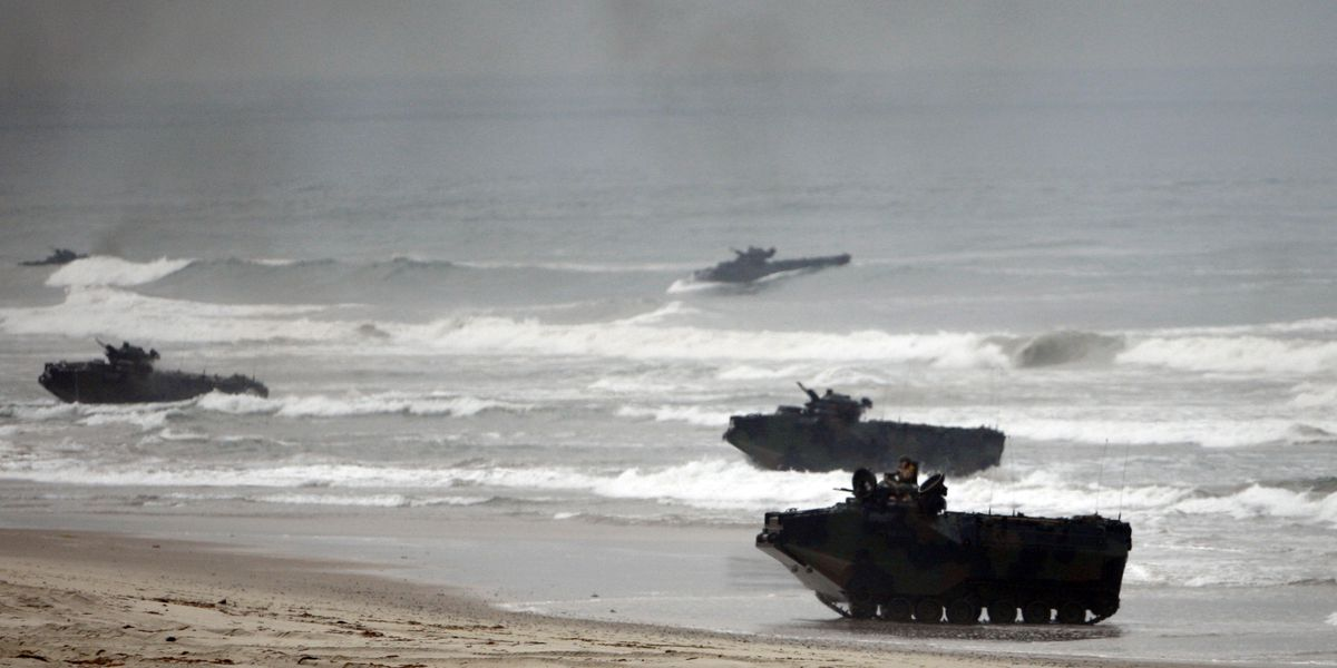 Marine inspector general suspended amid tank sinking probe