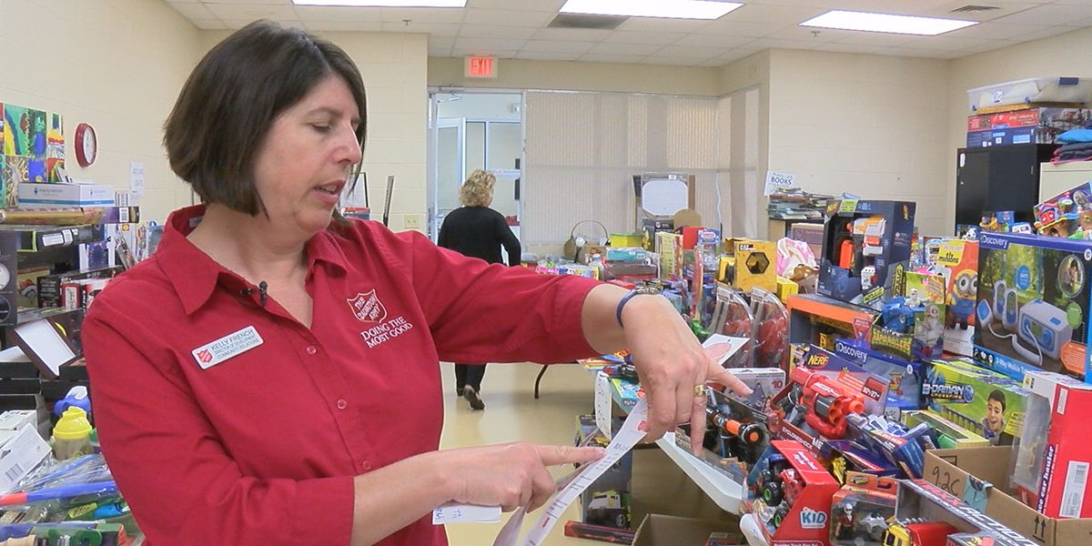 The Salvation Army in Manatee County sees significant spike in need
