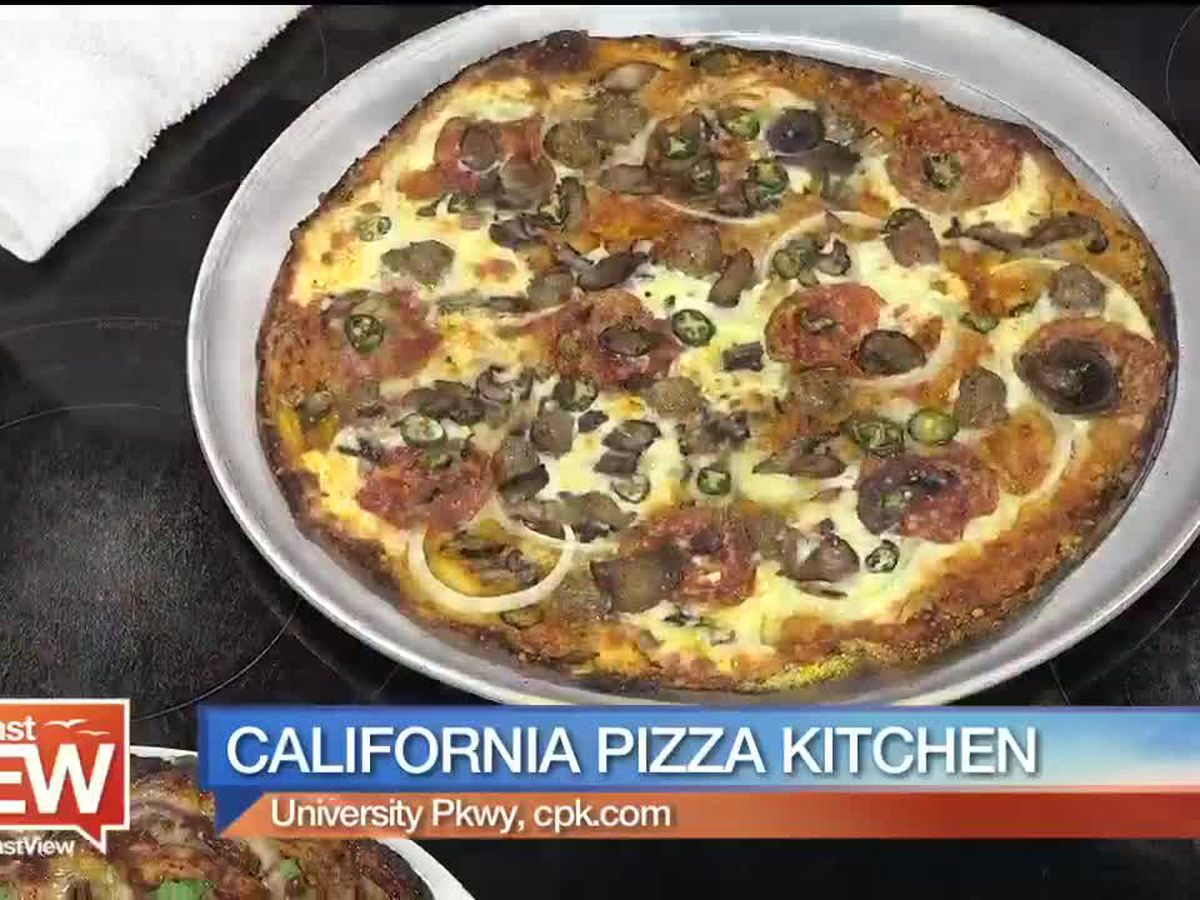 Recipe for Spicy Milano Pizza by California Pizza Kitchen | Suncoast View