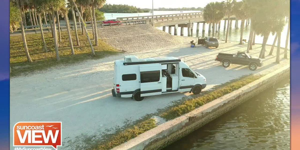 """Time to Pack Up the Home and Hit the Road? Meet the """"Our Van Quest"""" Family Who Did! 